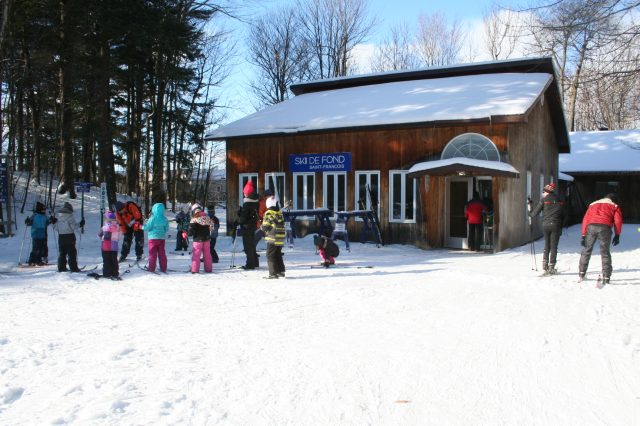 Drummondville Ski de fond St-Francois 5