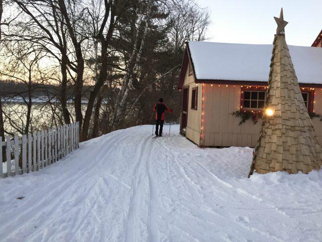 Drummondville Ski de fond St-Francois 7