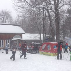 Drummondville Ski de fond St-François 8